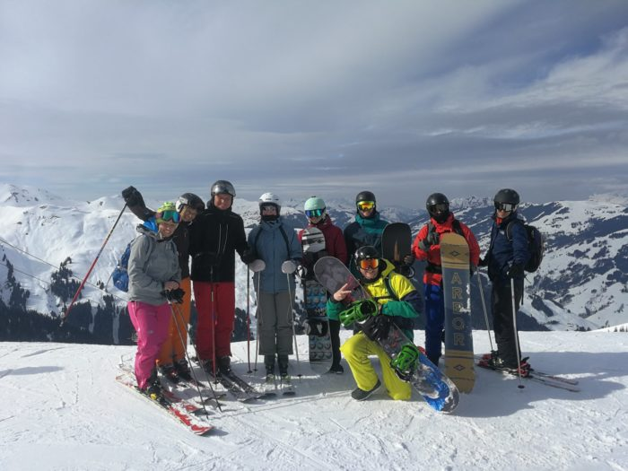 Das war die TAA Skitour 2018